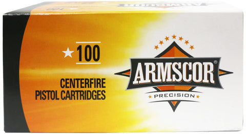 Armscor 50326 Pistol Value Pack 22 TCM 40 gr Jacketed Hollow Point (JHP) 100 Bx/ 12 Cs