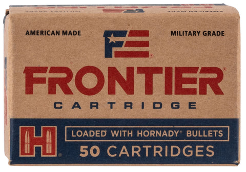 Frontier Cartridge FR1005 Rifle 223 Rem 55 gr Full Metal Jacket (FMJ) 50 Bx/ 10 Cs
