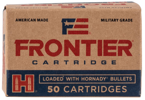 Frontier Cartridge FR2005 Rifle 5.56 NATO 55 gr Full Metal Jacket (FMJ) 50 Bx/ 10 Cs
