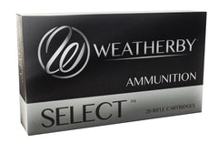 Weatherby H300165IL Select  300 Wthby Mag 165 gr Hornady Interlock 20 Bx/ 10 Cs