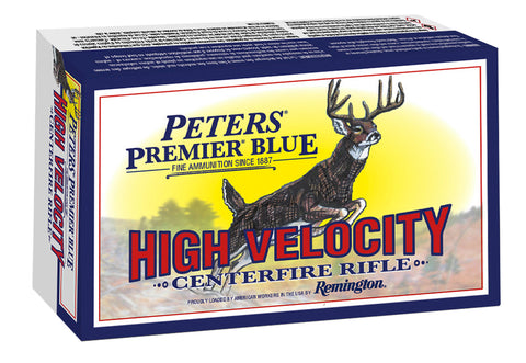 Remington Ammunition 27767 Premier Blue  30-30 Win 150 gr Core-Lokt Soft Point 20 Bx/ 10 Cs