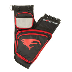 Elevation Transition Quiver Black/Red 4 Tube RH