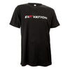 Elevation Logo T-Shirt Black 2X-Large