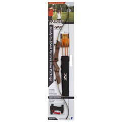 October Mountain Passage Recurve Bow Package 54in. 20lb. LH