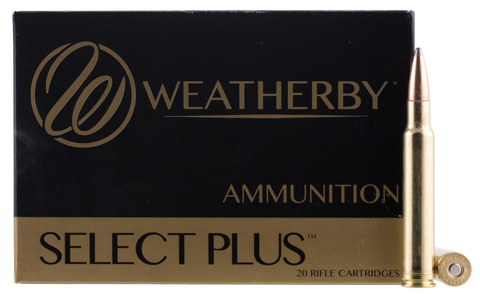 Weatherby H340225SP Soft Point 340 Weatherby Magnum Spire Point 225 GR 20Rds