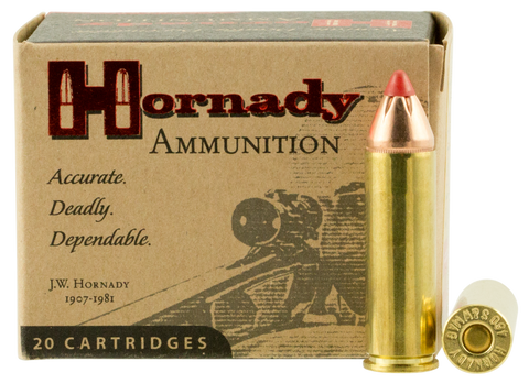 Hornady 9152 Flex Tip Expanding 460 Smith & Wesson Magnum 200 GR 20Box/10Case