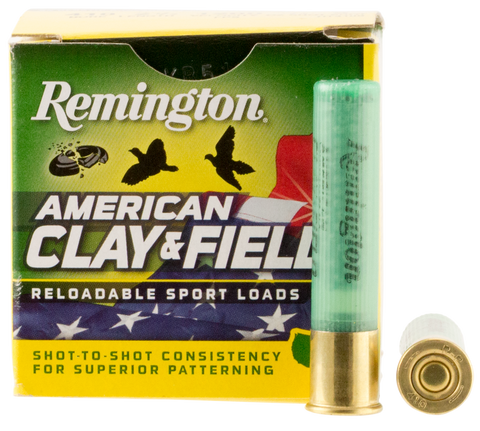 "Remington Ammunition HT4109 American Clay and Field Sport Loads 410 Gauge 2.5"" 1/2 oz 9 Shot 25 Bx/ 10 - 250 Rounds"