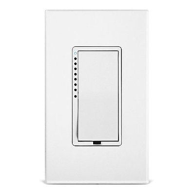 Insteon On/Off Wall Switch, Retail - US, White