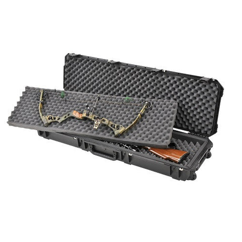 SKB Corporation 3i-5014-DB i-Series Bow/Rifle Case Black