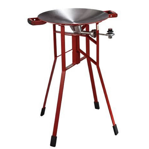 FireDisc Shallow Grill 24 Inch - Red