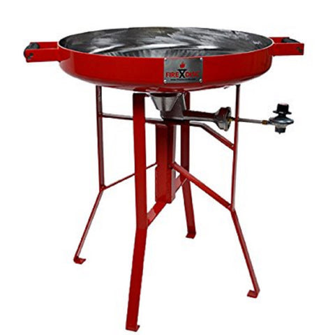 FireDisc Deep Grill 36 Inch - Red
