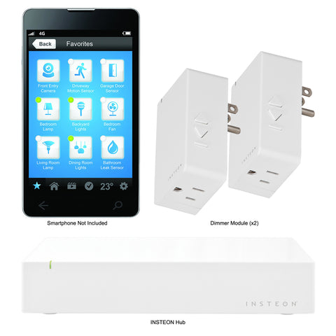 Insteon Home Automation Starter Kit (White)