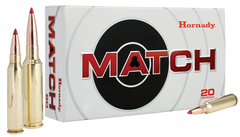 Hornady 81501 Match 6.5 Creedmoor 147 GR ELD-Match 20 Bx/ 10 Cs