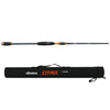 Okuma Citrix Travel Rod 4pc Spinning 6ft 6in ML W/Case