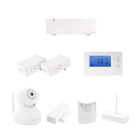 Insteon Connected Home Automation Starter Kit