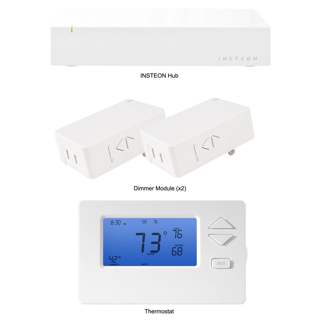 Insteon Comfort Home Automation Kit
