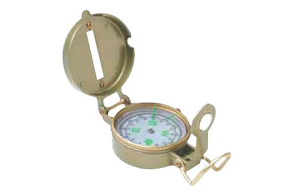 Texsport Analog Lensatic Compass - Orienteering