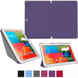 rooCASE - Samsung Galaxy Note Pro SlimShell Case, Purple