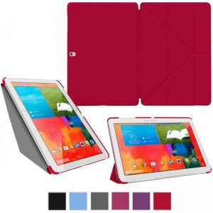 rooCASE - Samsung Galaxy Note Pro SlimShell Case, Red