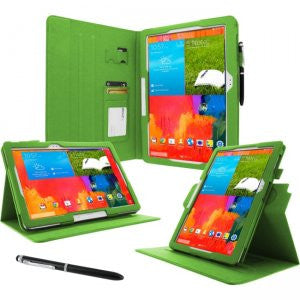 rooCASE - Samsung Galaxy Note Pro Dual-View Case, Green