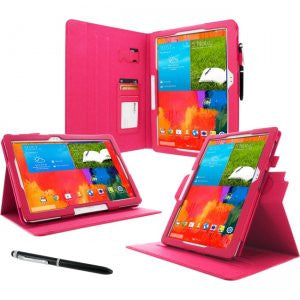 rooCASE - Samsung Galaxy Note Pro Dual-View Case, Magenta