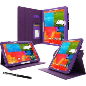 rooCASE - Samsung Galaxy Note Pro Dual-View Case, Purple