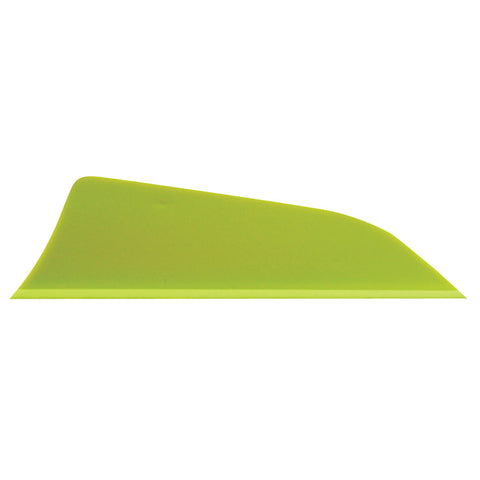 AAE Max Hunter Vanes Bright Green 100 pk.