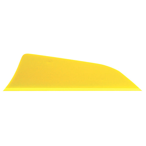 AAE Max Hunter Vanes Yellow 100 pk.