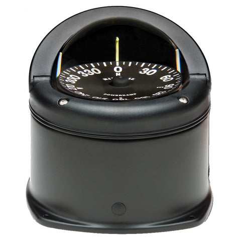 Ritchie HD-744 Helmsman Compass - Deck Mount - Black