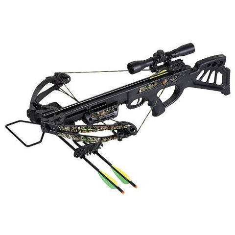 SA Sports Empire Dragon Crossbow Package - 340FPS - 610