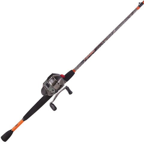 Zebco 33Max Camo 6Ft 6In 2-Pc MH Spincast Combo