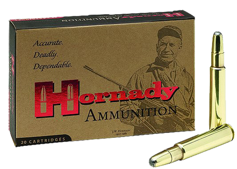 Hornady 8265 DGS 416 Rigby 400GR Dangerous Game Solid 20 Bx/6 Cs