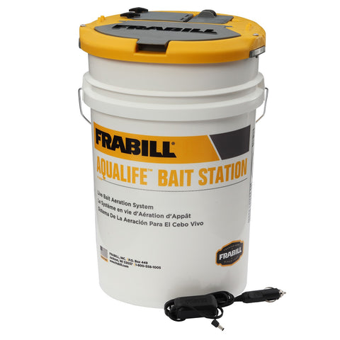 Frabill 6 Gallon Bait Aeration System