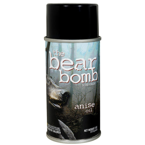Bear Bomb Bear Anise Oil 5 oz.