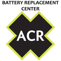 ACR FBRS 2774 Battery Replacement Service