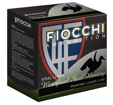 "Fiocchi 123ST3 Shooting Dynamics  12 Gauge 3"" 1 1/8 oz 3 Shot 25 Bx/ 10 Cs"