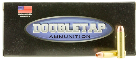 DoubleTap Ammunition 327F75X DT Tactical 327 Federal Magnum 75 GR Barnes TAC-XP 20 Bx/ 50 Cs
