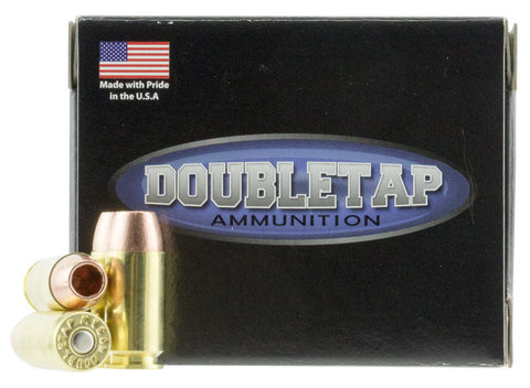 DoubleTap Ammunition 40125X DT Tactical 40 S&W 125 GR Barnes TAC-XP 20 Bx/ 50 Cs