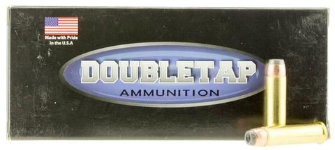 DoubleTap Ammunition 357M158CE DT Defense 357 Magnum 158 GR Jacketed Hollow Point 20 Bx/ 50 Cs