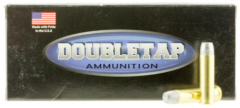 DoubleTap Ammunition 357M180HC DT  Hunter 357 Magnum 180 GR Hard Cast 20 Bx/ 50 Cs