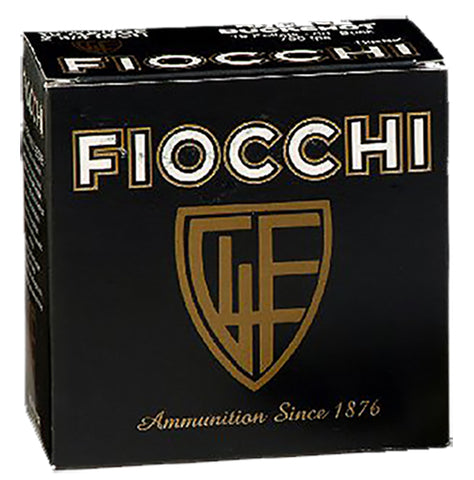 "Fiocchi 12HV6 High Velocity Shotshell 12 Gauge 2.75"" 1-1/4 oz 6 Shot 25 Bx/ 10 - 250 Rounds"