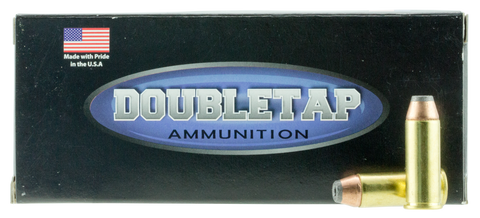 DoubleTap Ammunition 44S180CE DT Defense 44 Special 180 GR Jacketed Hollow Point 20 Bx/ 50 Cs