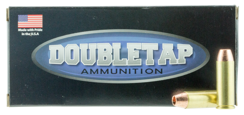 DoubleTap Ammunition 45CS160X DT Tactical 45 Colt (LC) 160 GR Barnes TAC-XP 20 Bx/ 50 Cs