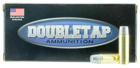 DoubleTap Ammunition 454C335HC DT Hunter 454 Casull 335 GR Hard Cast 20 Bx/ 25 Cs