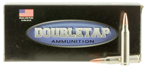 DoubleTap Ammunition 223R62X DT Tactical 223 Remington/5.56 NATO 62 GR Barnes TSX 20 Bx/ 50 Cs