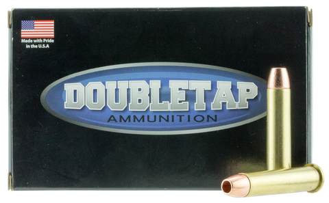 DoubleTap Ammunition 4570300X DT Hunter 45-70 Government 300 GR Barnes TSX Flat Nose 20 Bx/ 25 Cs