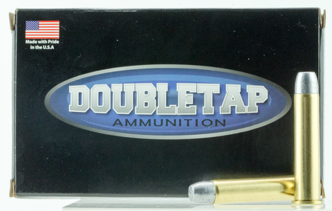 DoubleTap Ammunition 4570405HC DT Hunter 45-70 Government 405 GR Hard Cast 20 Bx/ 25 Cs