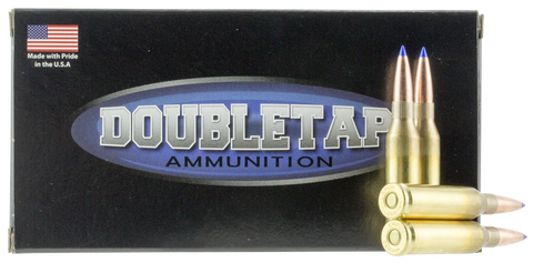 DoubleTap Ammunition 260R130SS DT Longrange 260 Remington 130 GR Swift A-Frame 20 Bx/ 25 Cs