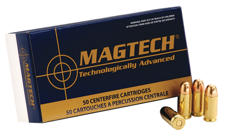 Magtech 32SWA Sport Shooting 32 Smith & Wesson (S&W) 85 GR Lead Round Nose 50 Bx/ 20 Cs