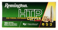 Remington Ammunition HTP300AAC HTP Copper 300 AAC Blackout/Whisper (7.62x35mm) 130 GR TSX 20 Bx/ 10 Cs